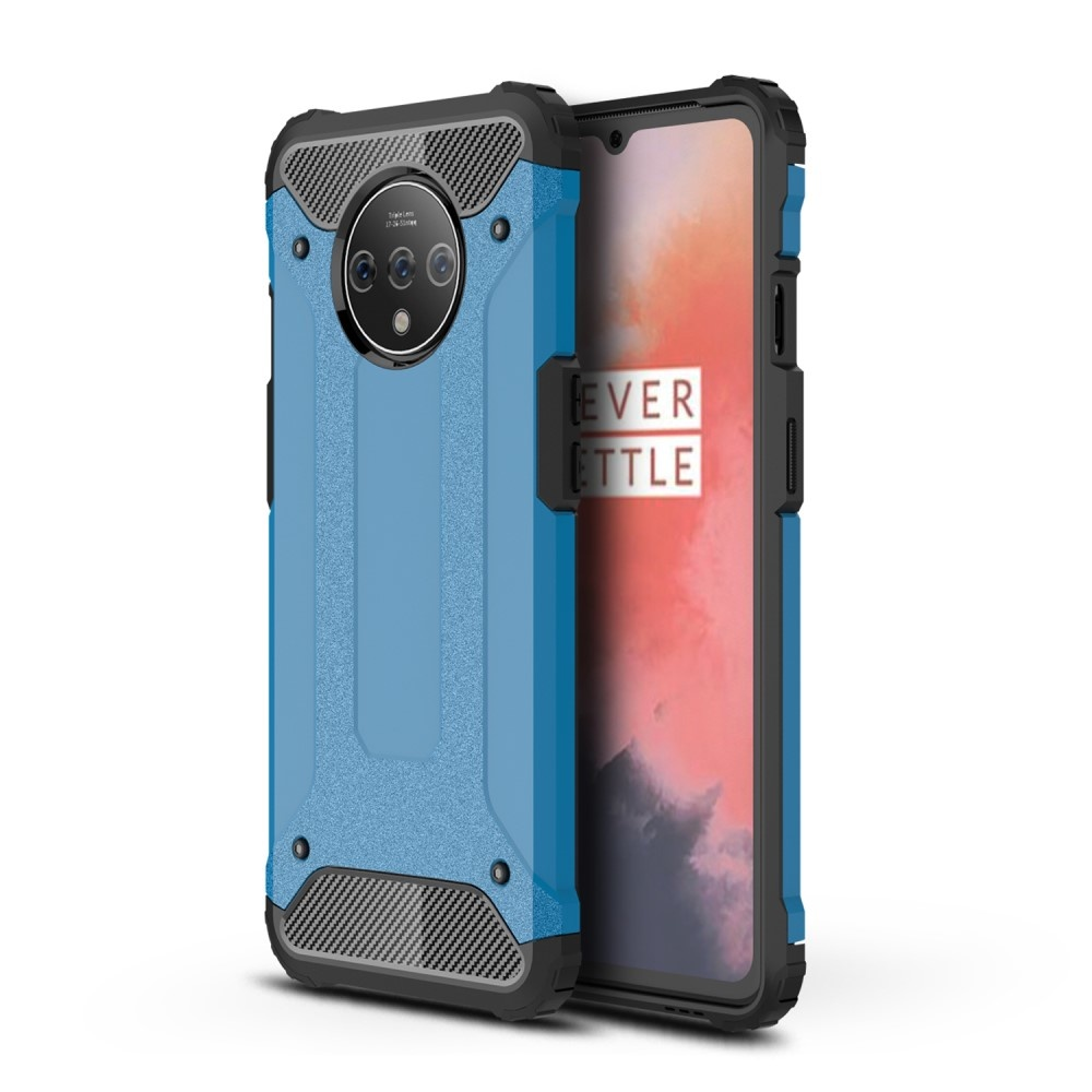 Lunso Armor Guard hoes Lichtblauw voor de OnePlus 7T