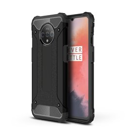Lunso Lunso - Armor Guard hoes - OnePlus 7T - Zwart