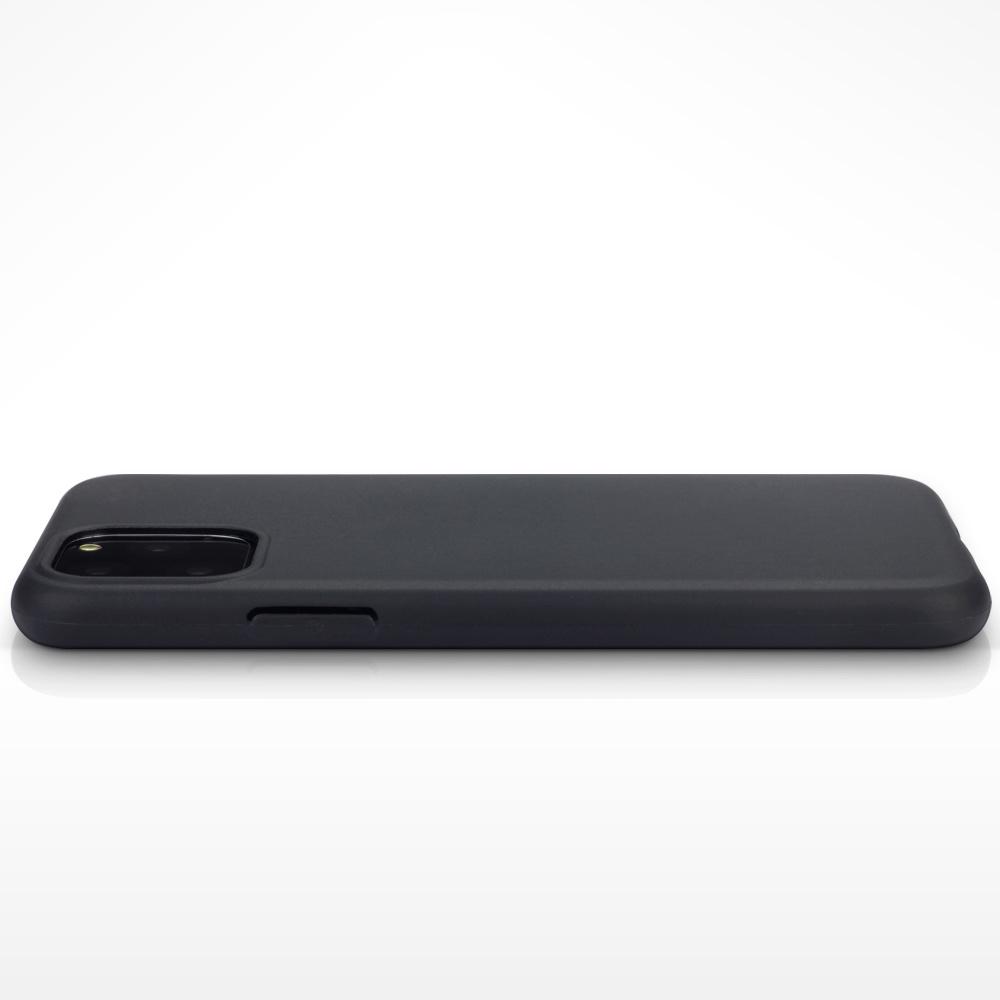 Qubits Softcase hoes Zwart voor de iPhone 11 Pro