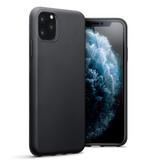 Qubits Softcase hoes Zwart voor de iPhone 11 Pro Max