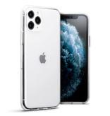 Qubits Softcase hoes Transparant voor de iPhone 11 Pro Max