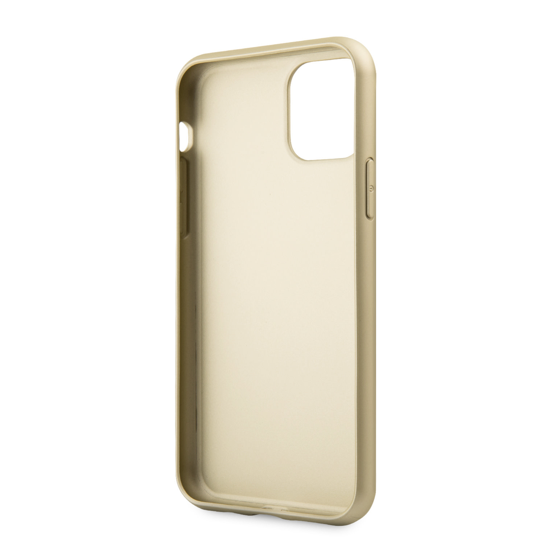 Guess Backcover hoes Goud voor de iPhone 11 Pro