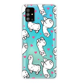 Lunso Softcase hoes - Samsung Galaxy S20 Plus - Alpaca
