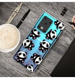 Lunso Softcase hoes Panda's voor de Samsung Galaxy S20 Ultra