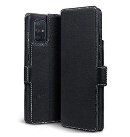 Qubits Qubits - slim wallet hoes - Samsung Galaxy A71 - Zwart