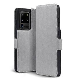Qubits Qubits - slim wallet hoes - Samsung Galaxy S20 Ultra - Grijs