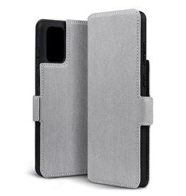 Qubits Qubits - slim wallet hoes - Samsung Galaxy S20 Plus - Grijs