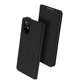 Dux Ducis Dux Ducis - pro serie slim wallet hoes - Samsung Galaxy S20 Plus - Zwart