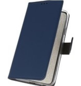 Lunso Bookwallet hoes - Nokia 6.2 - navy