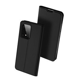 Dux Ducis Dux Ducis - pro serie slim wallet hoes - Samsung Galaxy S20 Ultra - Zwart