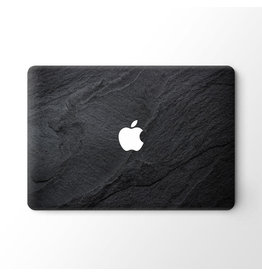 Lunso Lunso - vinyl sticker - MacBook Pro 16 inch - Black Stone