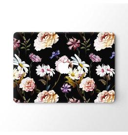 Lunso Lunso - vinyl sticker - MacBook Pro 16 inch - Flower Bouquet