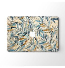 Lunso Lunso - vinyl sticker - MacBook Pro 16 inch - Leaves
