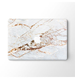 Lunso Lunso - vinyl sticker - MacBook Pro 16 inch - Marble Sage