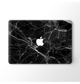 Lunso Lunso - vinyl sticker - MacBook Pro 16 inch - Marble Ash