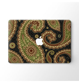 Lunso Lunso - vinyl sticker - MacBook Pro 16 inch - Paisley