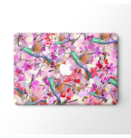 Lunso Lunso - vinyl sticker - MacBook Pro 16 inch - Kolibrie