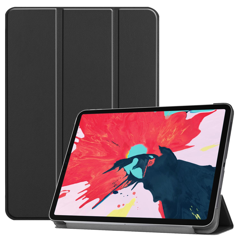 3-Vouw sleepcover hoes - iPad Pro 11 inch (2020) - Zwart