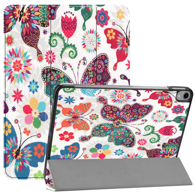 3-Vouw sleepcover hoes - iPad Pro 11 inch (2020) - Vlinders