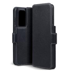 Qubits Qubits - slim wallet hoes - Huawei P40 - Zwart