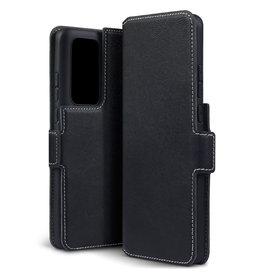 Qubits Qubits - slim wallet hoes - Huawei P40 Pro - Zwart