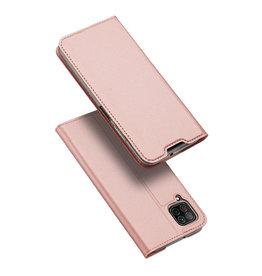Dux Ducis Dux Ducis pro serie - slim wallet hoes - Huawei P40 Lite - Rose Goud
