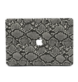 Lunso Lunso - cover hoes - MacBook Air 13 inch (2010-2017) - Snake Pattern Grey