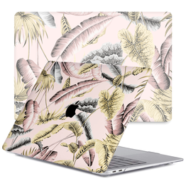Lunso Lunso - cover hoes - MacBook Air 13 inch (2020) - Le Tropique