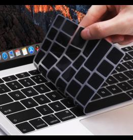 Lunso (EU) Keyboard bescherming - MacBook Air 13 inch (2020) - Zwart