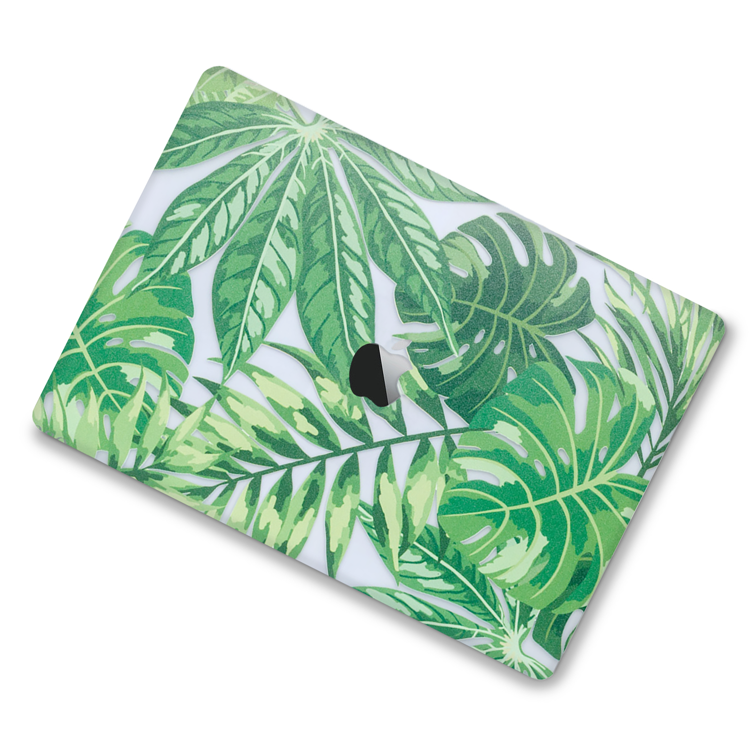 Lunso Tropical Green cover hoes voor de MacBook Air 13 inch (2020)