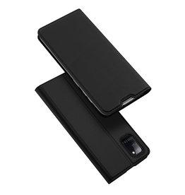 Dux Ducis Dux Ducis - pro serie slim wallet hoes - Samsung Galaxy A31 - Zwart