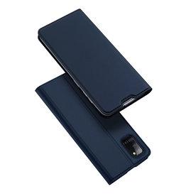 Dux Ducis Dux Ducis - pro serie slim wallet hoes - Samsung Galaxy A31 - Blauw