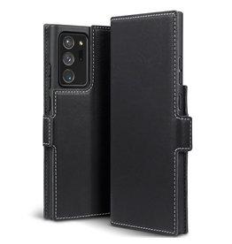 Qubits Qubits - slim wallet hoes - Samsung Galaxy Note 20 Ultra - Zwart