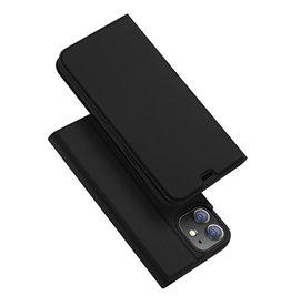 Dux Ducis Dux Ducis - Pro serie slim wallet hoes - iPhone 12 / iPhone 12 Pro - Zwart