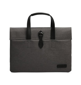 "Cartinoe - fashion laptoptas 15"" - Donkergrijs"