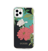 Guess Backcover hoes Floral No. 1 voor de iPhone 11 Pro Max