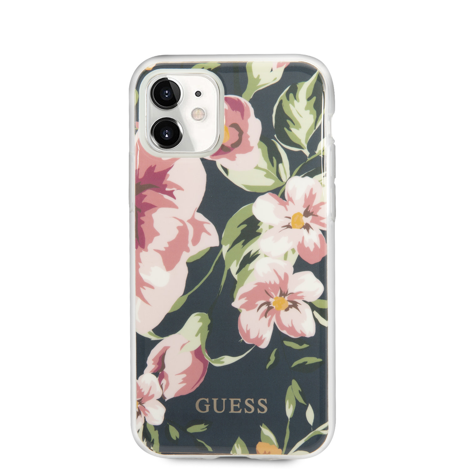 Guess Backcover hoes Floral No. 3 voor de iPhone 11