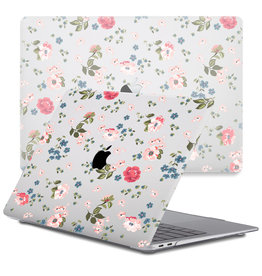 Lunso Lunso - cover hoes - MacBook Air 13 inch (2020) - Flower Boutique