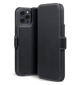 Qubits Qubits - slim wallet hoes - iPhone 12 Pro Max - Zwart