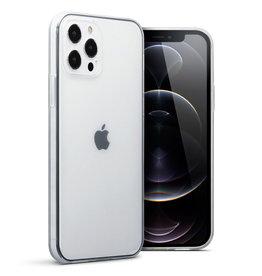 Qubits Qubits - Softcase hoes - iPhone 12 / iPhone 12 Pro - Transparant