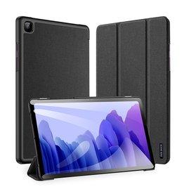 Dux Ducis Dux Ducis - Domo Serie folio sleepcover hoes - Samsung Galaxy Tab A7 (2020) - Zwart