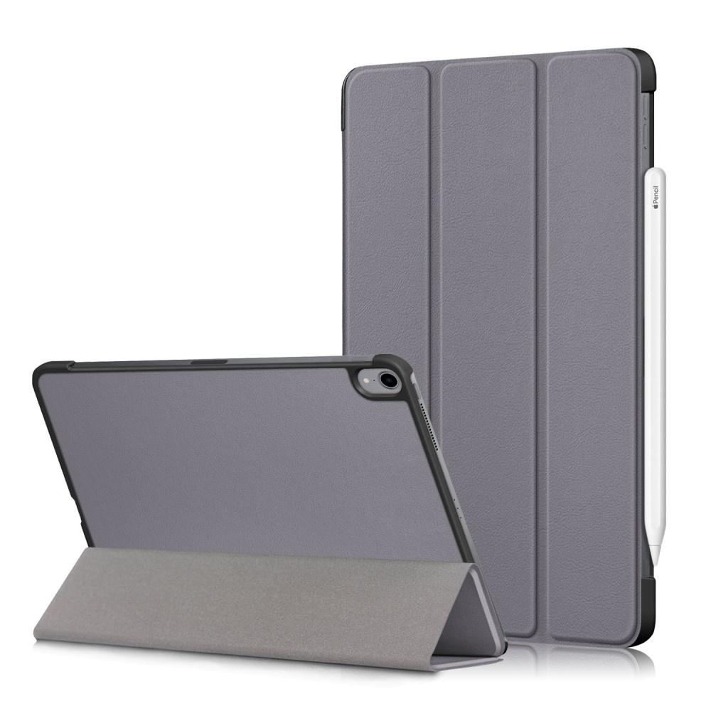3-Vouw sleepcover hoes - iPad Air (2020) 10.9 inch - Grijs