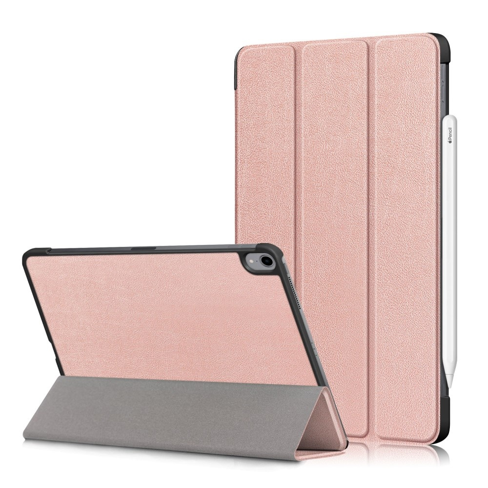 3-Vouw sleepcover hoes - iPad Air (2020) 10.9 inch - Roze Goud