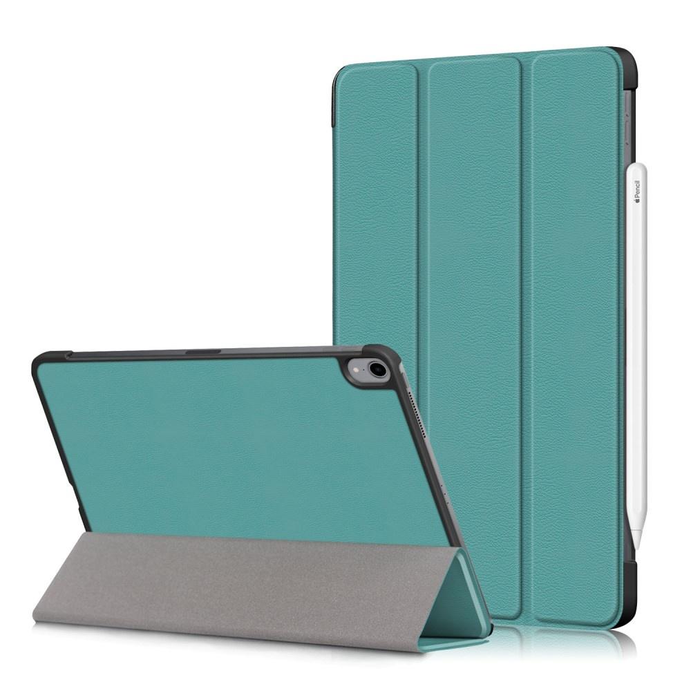 3-Vouw sleepcover hoes - iPad Air (2020) 10.9 inch - Groen