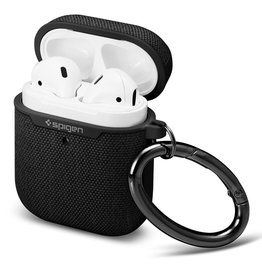 Spigen - Urban Fit cover hoes - AirPods 1 / 2 - Zwart