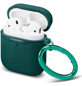 Spigen - Urban Fit cover hoes - AirPods 1 / 2 - Groen