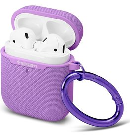Spigen - Urban Fit cover hoes - AirPods 1 / 2 - Paars