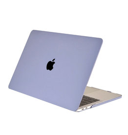 Lunso Lunso - cover hoes - MacBook Air 13 inch (2020) - Candy Lavender