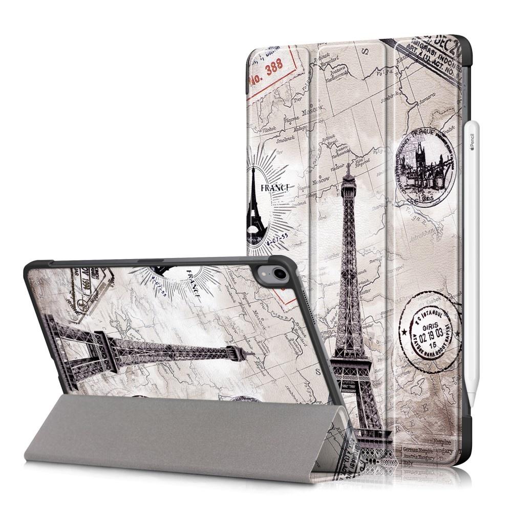 3-Vouw sleepcover hoes - iPad Air (2020) 10.9 inch - Eiffeltoren