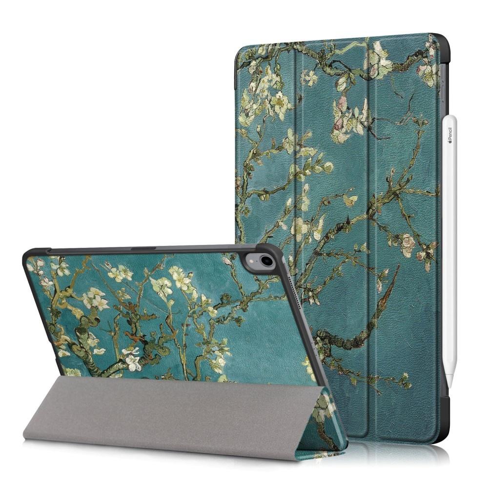 3-Vouw sleepcover hoes - iPad Air (2020) 10.9 inch - Van Gogh Amandelboom
